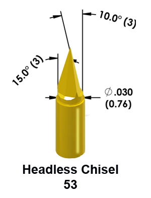 Pulse 100-mil Test Probe Tip 53