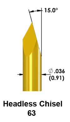 Pulse 100-mil Test Probe Tip 63