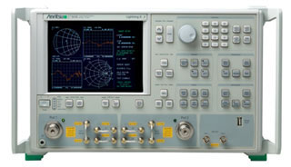 anritsu VectorStar Family of RF, µW, mmW VNAs MS4640A Series