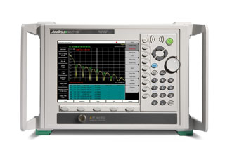 anritsu Economy Microwave Spectrum Analyzer MS2718B