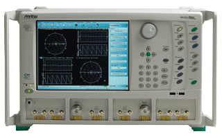 anritsu VectorStar Family of RF, µW, mmW VNAs MS4640A Series