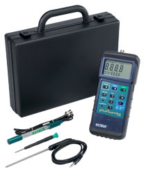 407228: Heavy Duty pH/mV/Temperature Meter Kit