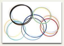 Hoop Rings and Shippers
