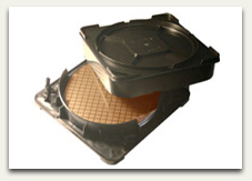 eCT Standard Wafer Canister