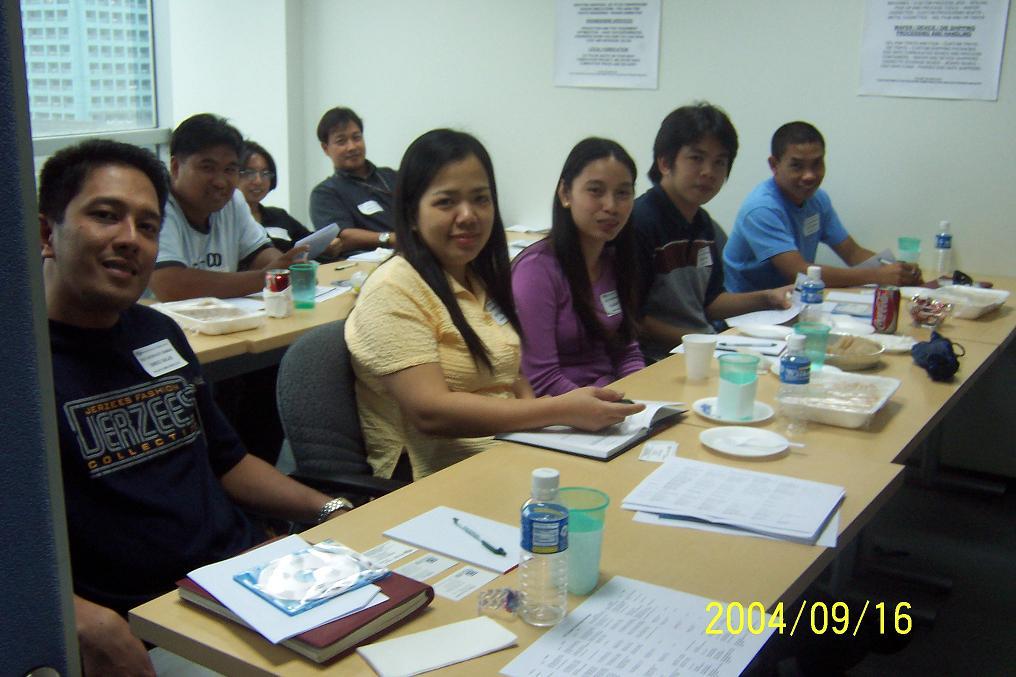 class day 1