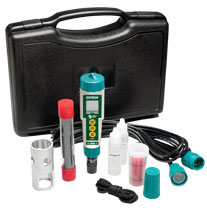 DO600-K: Waterproof ExStik® II Dissolved Oxygen Meter Kit