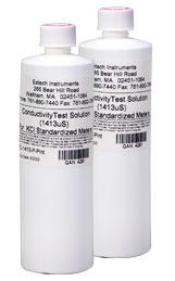 EC-1413-P: 1413µS Conductivity Standard (2 Bottles)