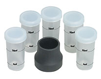 EX006: Weighted Base and Solution Cups Kit