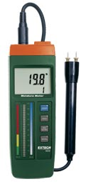 Extech MO250 - Wood/Building Material Moisture Meter