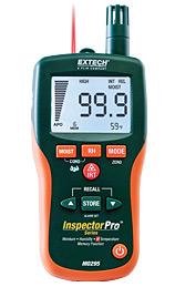 MO295 - Pinless Moisture Psychrometer + IR Thermometer