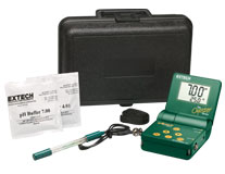 Oyster-15: Oyster™ Series pH/mV/Temperature Meter Kit