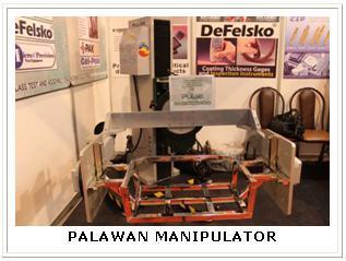 Manipulator Palawan