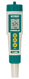 PH110: ExStik® Refillable pH Meter