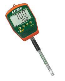 PH220-S: Waterproof Palm pH Meter with Temperature