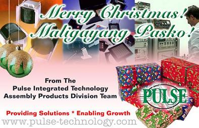 Merry Christmas Assembly Products