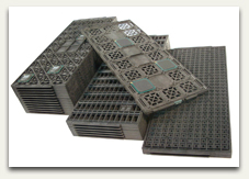 IC Shipping & Handling Trays